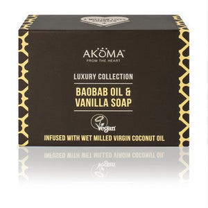 Akoma Luxury Collection Soaps