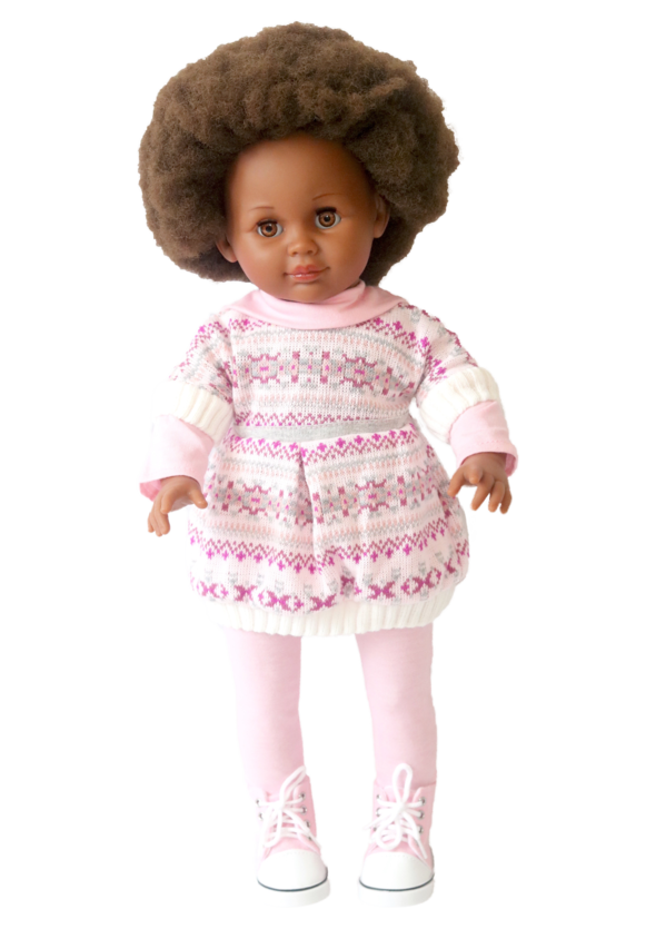 Dionne Natural Hair Doll