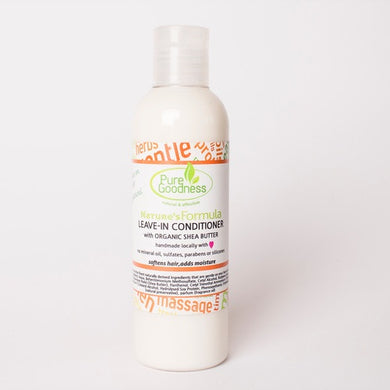 Pure Goodness Leave-In Conditioner
