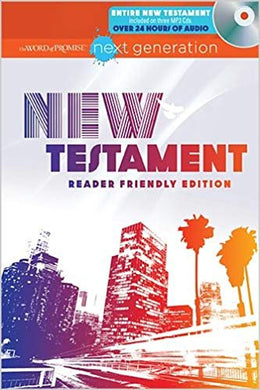 Word of Promise Next Generation New Testament