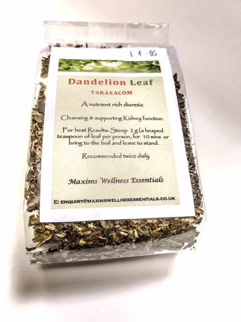 Dandelion Leaf Tea 35g