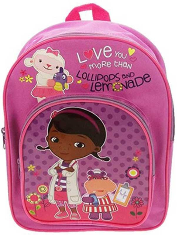 Doc McStuffins Back Pack