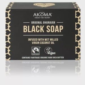 Akoma Black Soap 145g