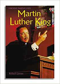 Usborne Famous Lives: Martin Luther King