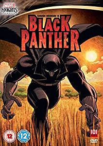 The Black Panther DVD (Cartoon)