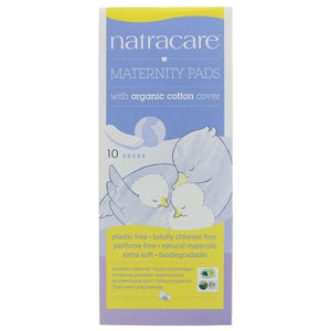 Natracare Maternity Pads