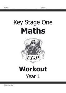 CGP Key Stage One Maths Workout