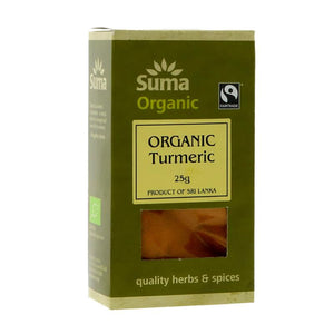 Suma Organic Ground Turmeric