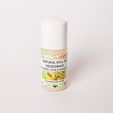 Pure Goodness - Natural Deodorant: Lemon, Clove and Mandarin