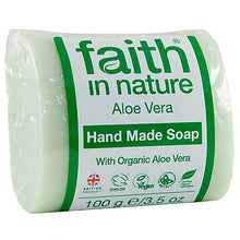 Faith in Nature Handmade soap -