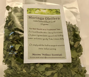 Moringa Whole Leaf Bush Tea