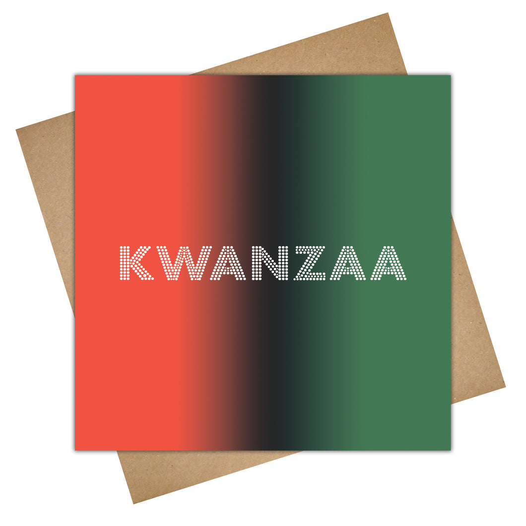 SLH Kwanzaa Greetings