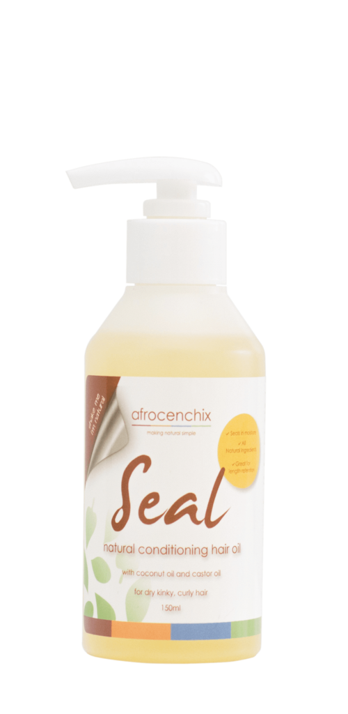 Afrocenchix - Seal Hair Oil