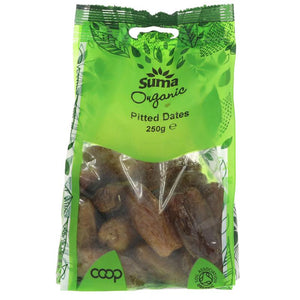 Suma Organic Pitted Dates