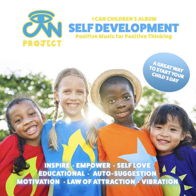 I Can Self Development CD