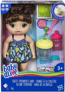 Baby Alive Sweet Spoonfuls
