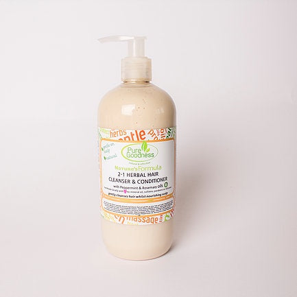 Pure Goodness - 2in1 Herbal Hair Cleanse 200ml