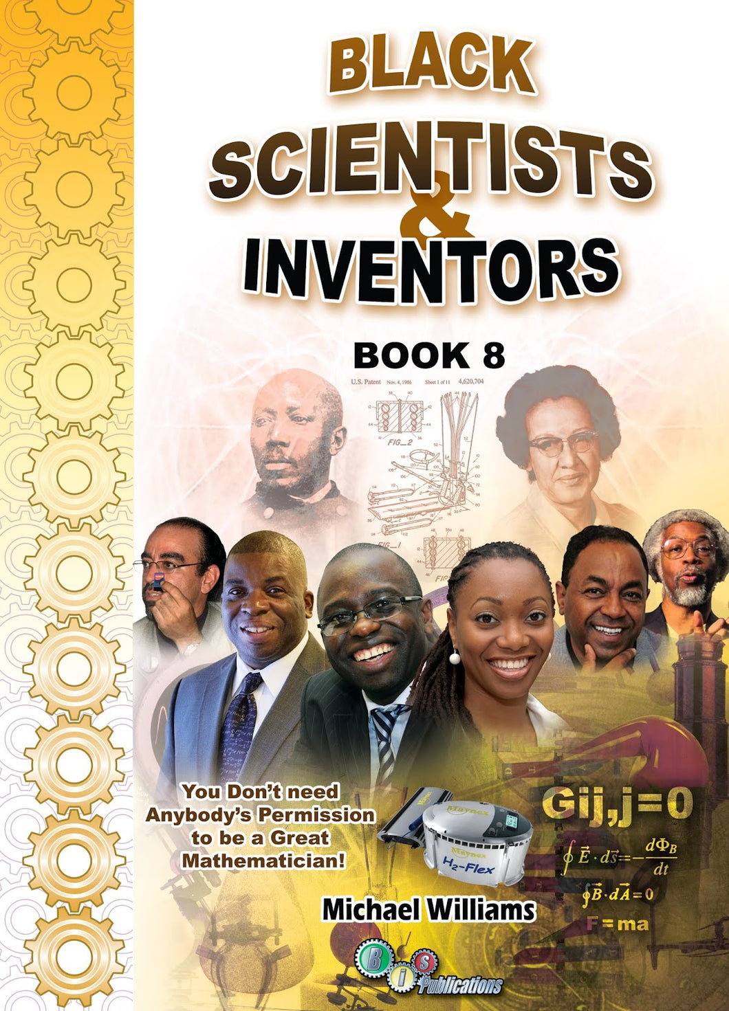 Black  Scientists & Inventors Book 8