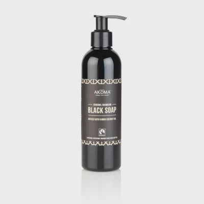 Black Soap Liquid (Pump)