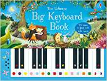 Usborne Big Keyboard Book
