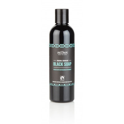 Liquid Black Soap (Disc Top)