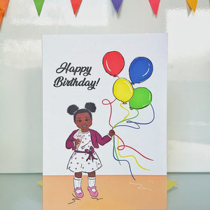 NL Children's Greetings Cards