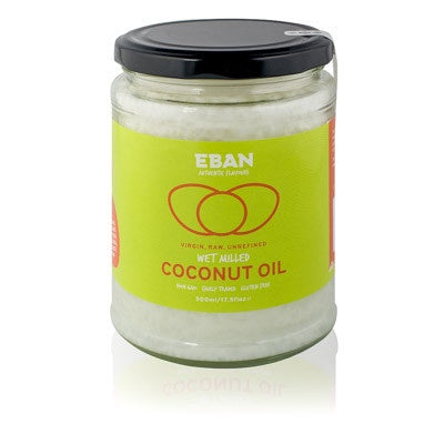 Eban Wet Milled Coconut Oil