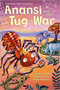 Anansi And The Tug Of War