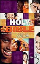 Holy Bible for Children of Color