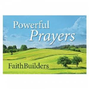 Powerful Prayers FaithBuilder Cards