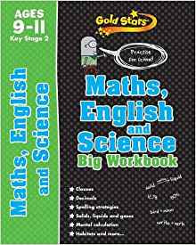 Maths, English and Science Big Workbook