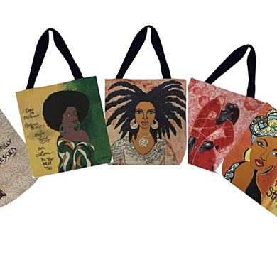 Shades Tote Bags
