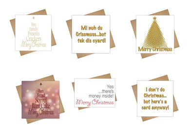 SLH Christmas Greeting  Cards