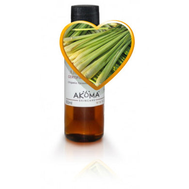 Akoma Organic Lemongrass Oil