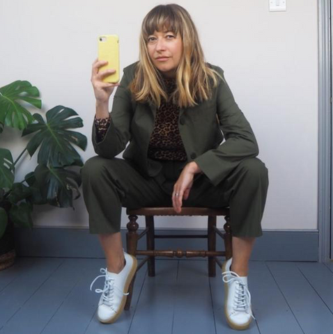en brogue, Hannah Rochelle in Yogi Footwear