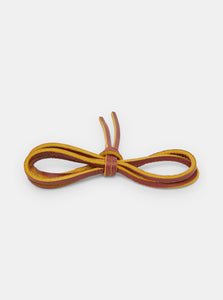 Yogi Leather Laces 150cm - Brown