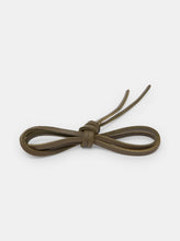 Load image into Gallery viewer, Yogi Leather Laces 150cm - Olive