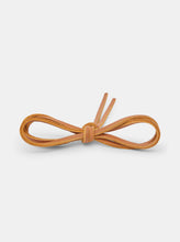 Load image into Gallery viewer, Yogi Leather Laces 150cm - Tan