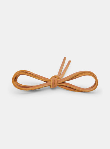 Yogi Leather Laces 90cm - Tan
