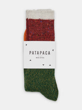 Load image into Gallery viewer, Patapaca Melange Socks - Multi