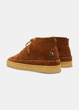 Load image into Gallery viewer, Hitch Suede Boot - Cola Brown