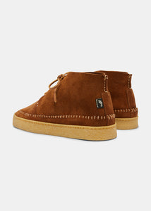 Hitch Suede Boot - Cola Brown