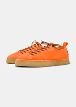 Load image into Gallery viewer, Rufus Womens Suede Shoe - Coral