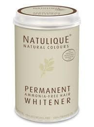 NATULIQUE Permanent Whitener Bleach
