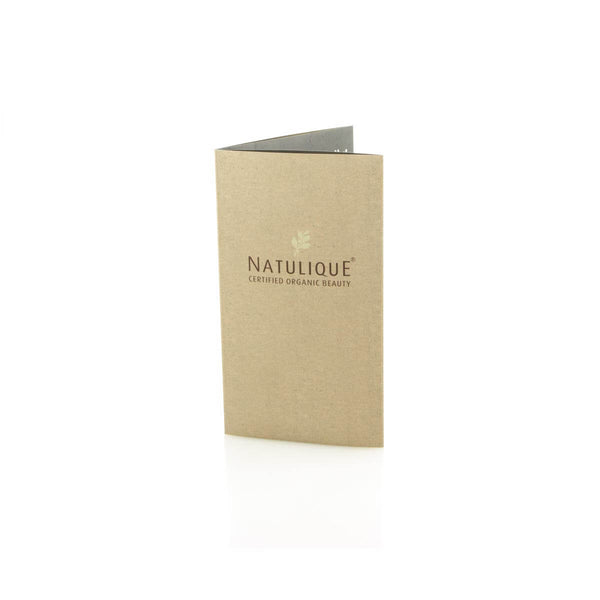 NATULIQUE Brochure on Rock Paper_English