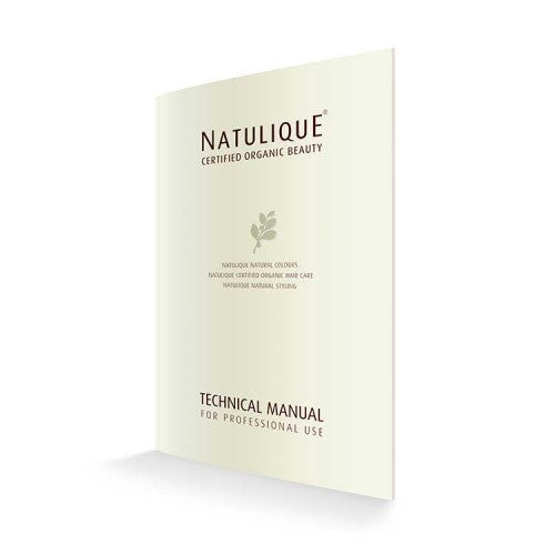 NATULIQUE Technical Manual (printed / hardcopy)