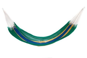 Brazilian Design Handmade Single Hammock - TouCan Hammocks