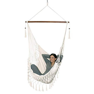 Hanging Hammock Swing Chair - THE SILENCER