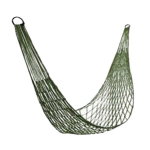 Meshy Rope Hammock - EarlyBirdSavings