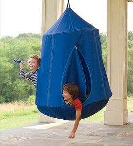 Nylon Canvas HugglePod HangOut with LED Lights